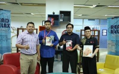Sesi Read & Relax, Siri 6/2019, Bangunan Perpustakaan Sultanah Zanariah