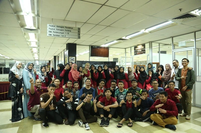 Lawatan Sekolah Menengah Agama Al-Khairiah Temerloh, Pahang
