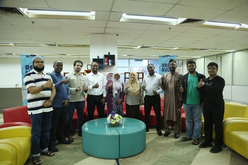 'Bicara Karya' Programme with UTM International Student Society