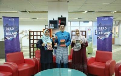 Sesi Read & Relax, Siri 18/2019, Bangunan Perpustakaan Sultanah Zanariah