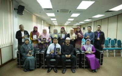 Program Bicara Karya Bersama Penulis Prolifik Prof. Dr. Muhd Kamil Ibrahim