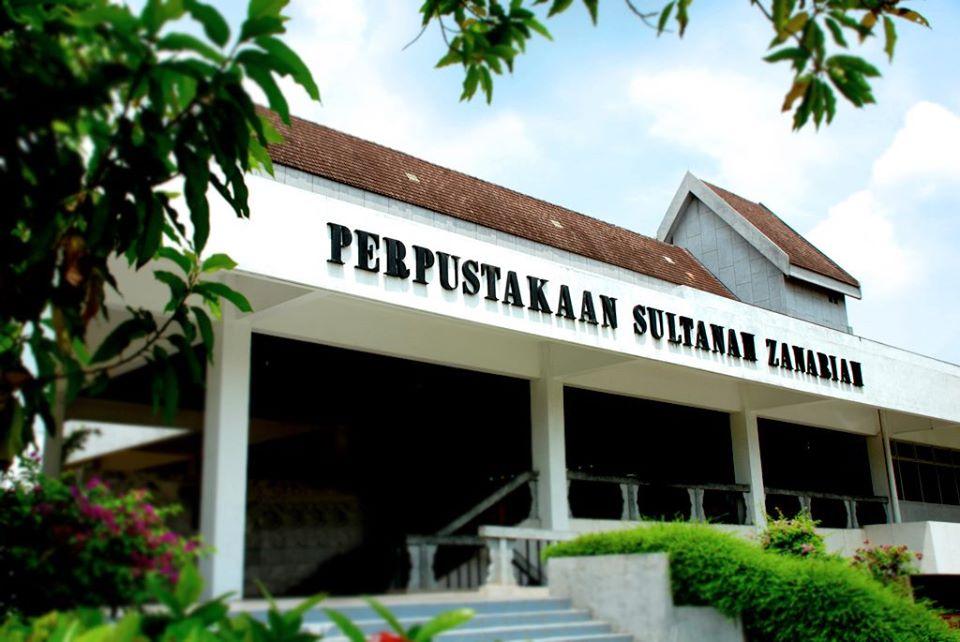 Lawatan ke Bangunan Perpustakaan Sultanah Zanariah (PSZ) UTM Sepanjang Bulan Februari 2020