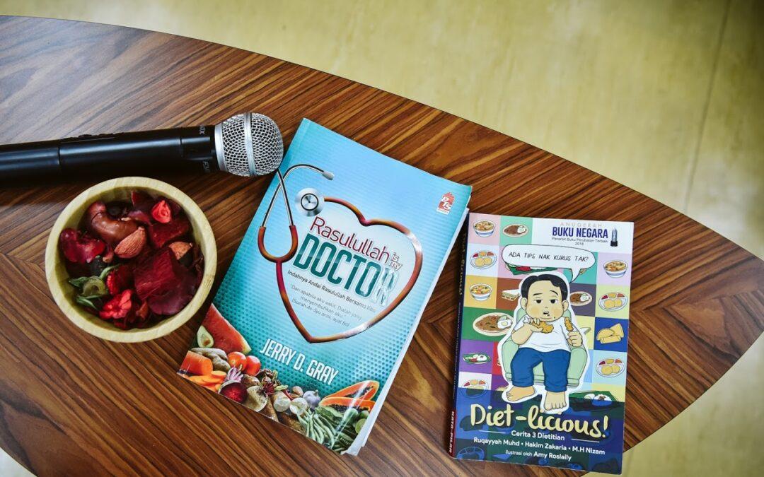 Book Sharing, Siri 11/2020, Perpustakaan UTM Kuala Lumpur
