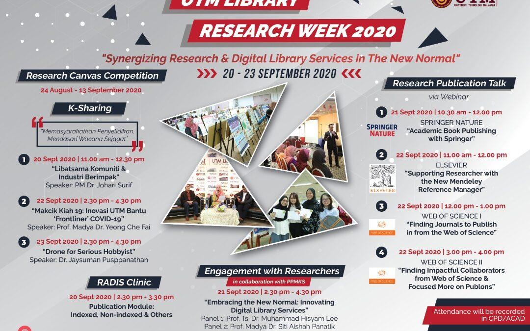 RADIS Clinic Research Week 2020