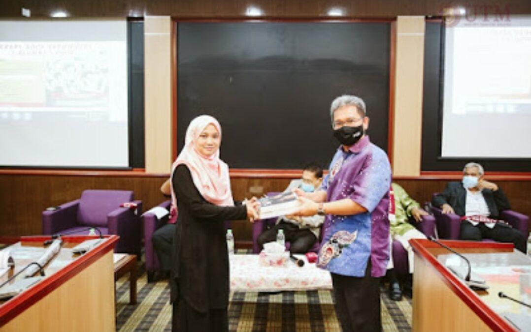 Sinergi Perpustakaan UTM dan Persatuan Alumni Laksana Jerayawara