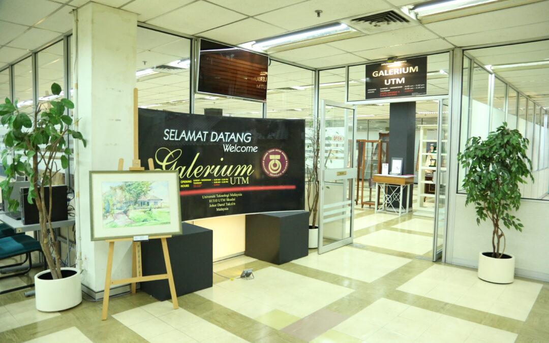 Galerium UTM Menyimpan Variasi Artifak Universiti