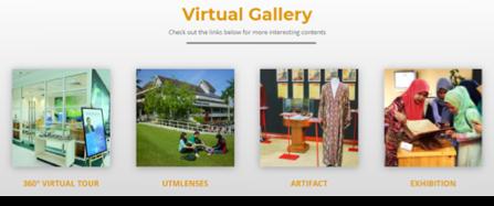 UTM Virtual Gallery: Gerbang Maya UTM di Persada Dunia