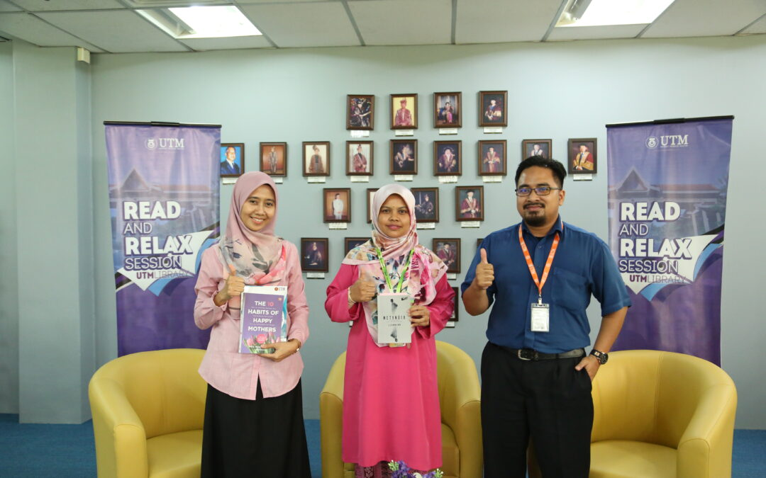 Read & Relax Siri 5/2021, Perpustakaan Sultanah Zanariah