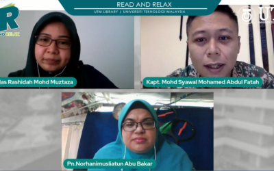Read & Relax Siri 8/2021, Bangunan Perpustakaan Sultanah Zanariah