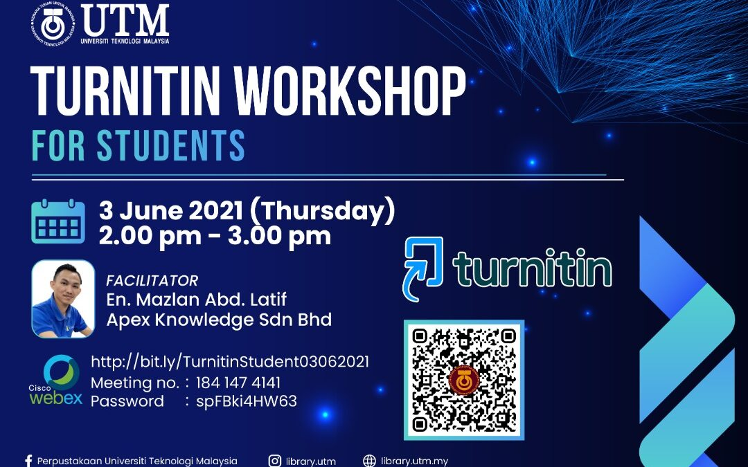 Turnitin Workshop for Students